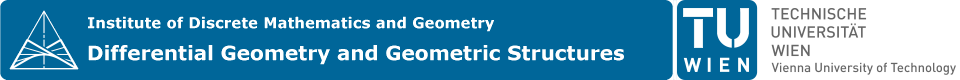 Differential Geometry and Geometric Structures