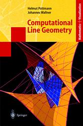Book: Computational Line Geometry